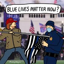 Blue Lives Matter Now?
