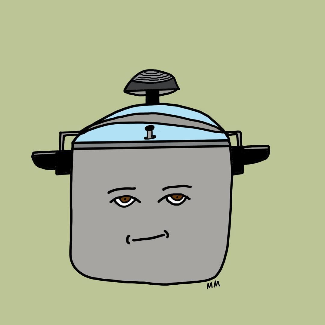 No Pressure Pressure Cooker