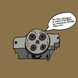 Berating Carburetor