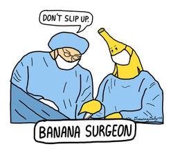 Banana Surgeon