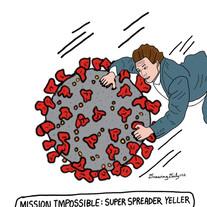 Tom Cruise Covid Meltdown