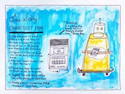 True Story: Robot