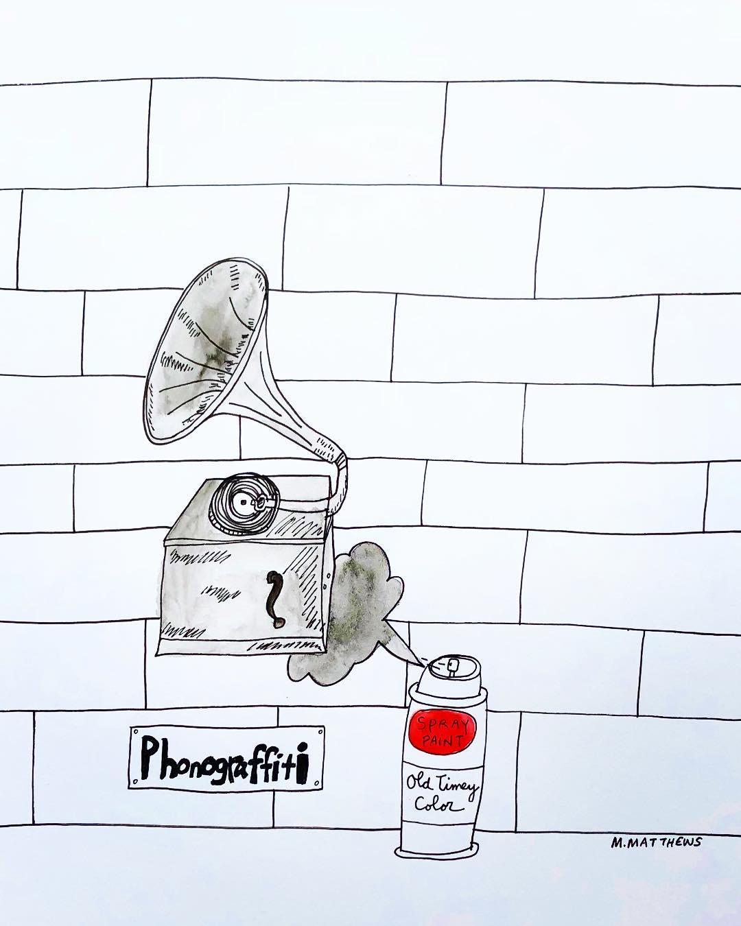 Phonograffiti