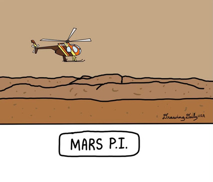 MARS P.I.