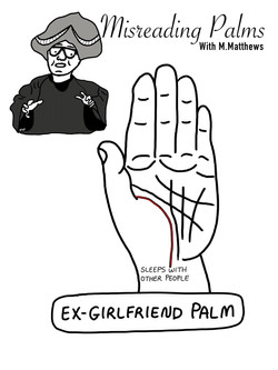 Misreading Palms