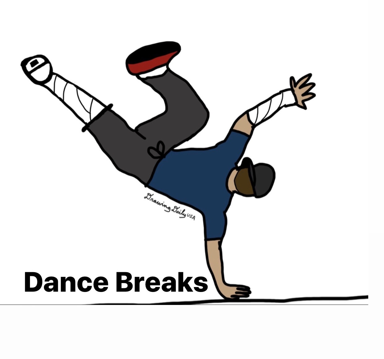 Dance Breaks