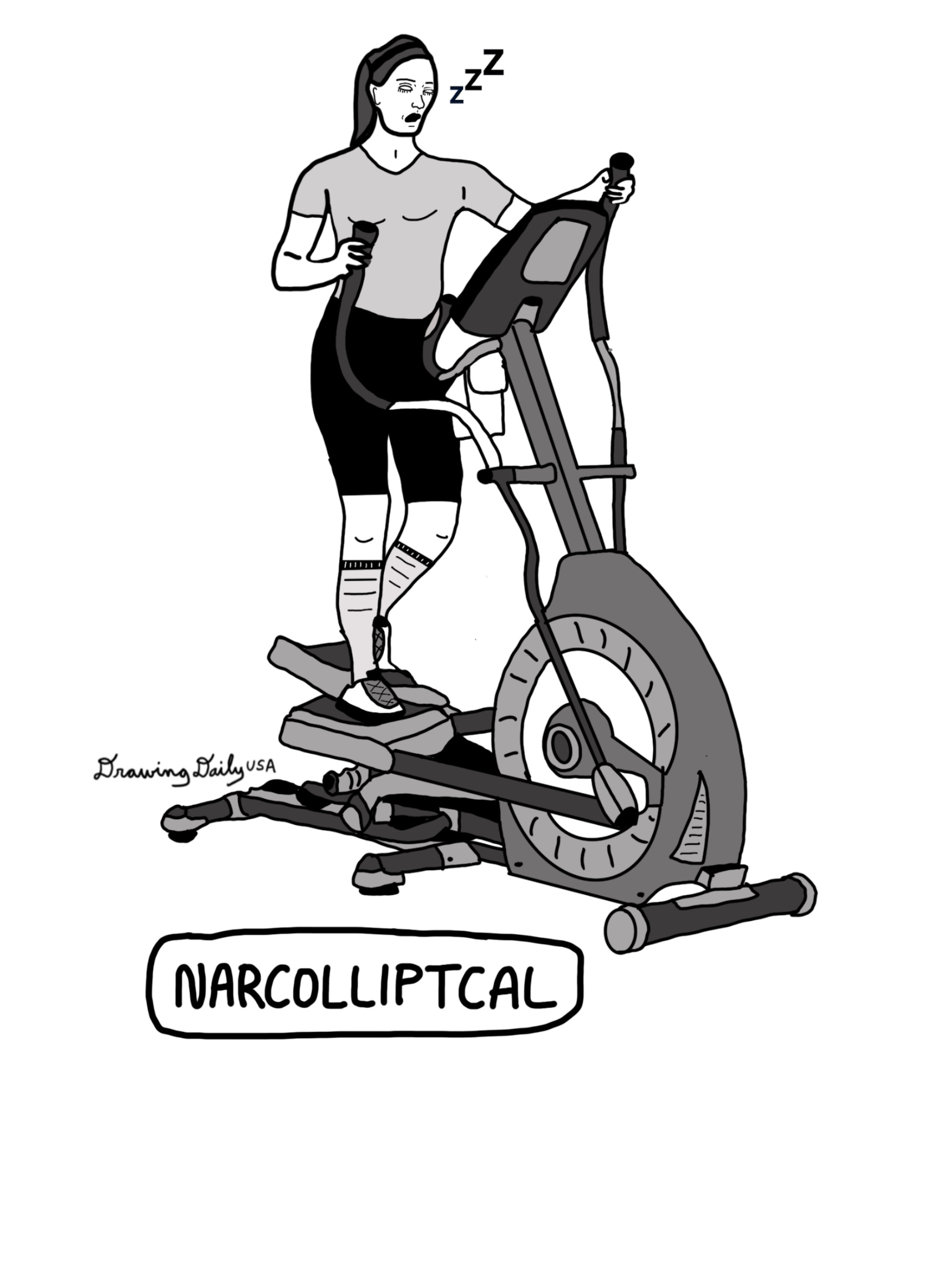 Narcolliptical