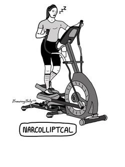 Narcolliptical