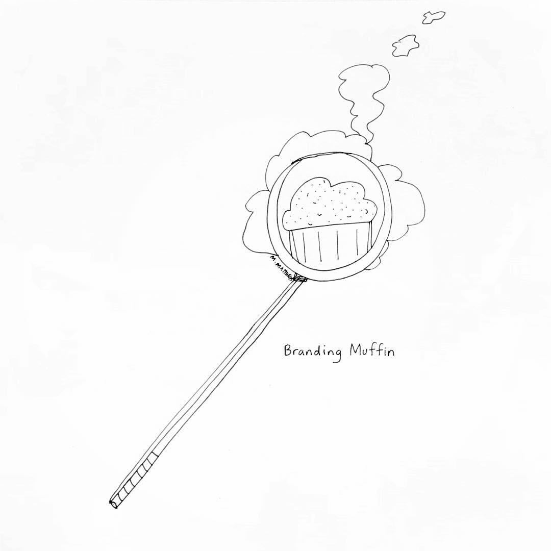 Branding Muffin