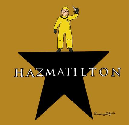 Hazmatilton