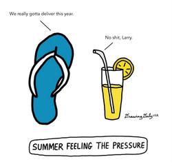 Summer Pressure