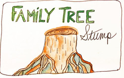 Family Tree Stump