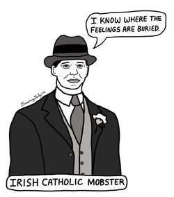 Irish Catholic Mobster
