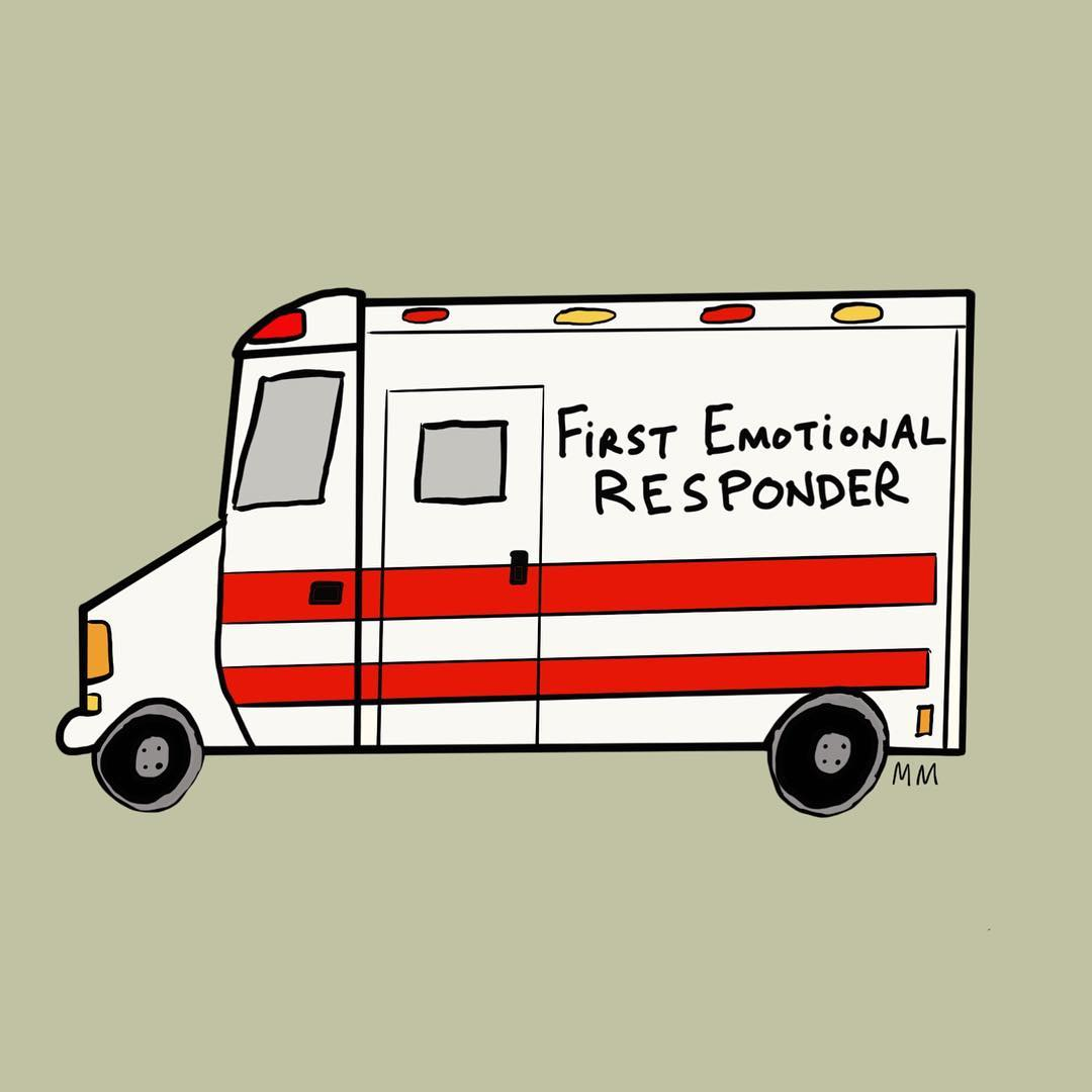 First Emotional Responder