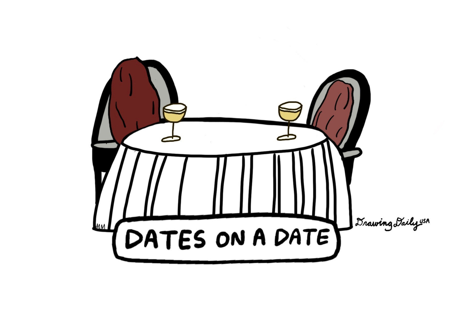 Dates On A Date