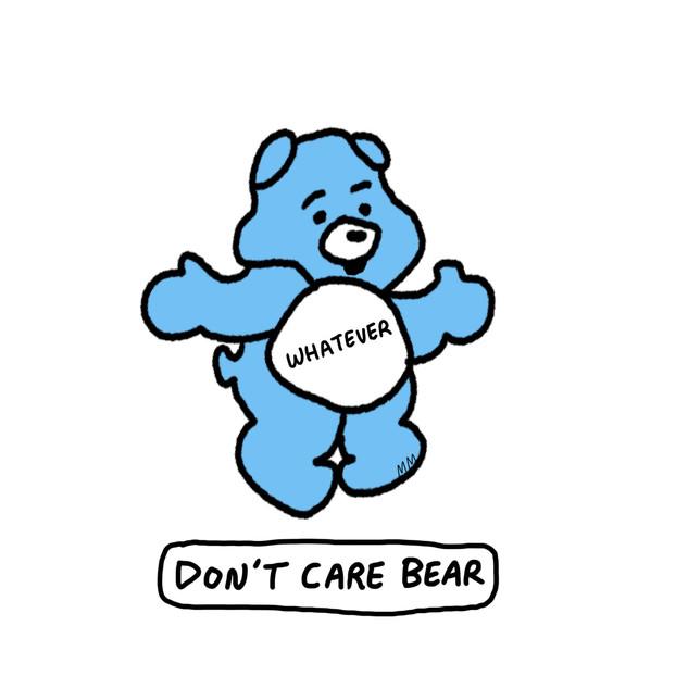 Don't Care Bear