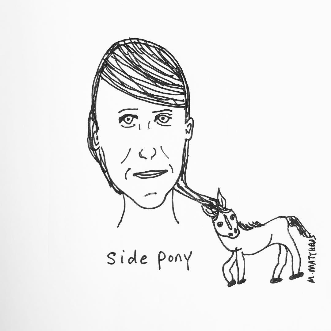 Side Pony