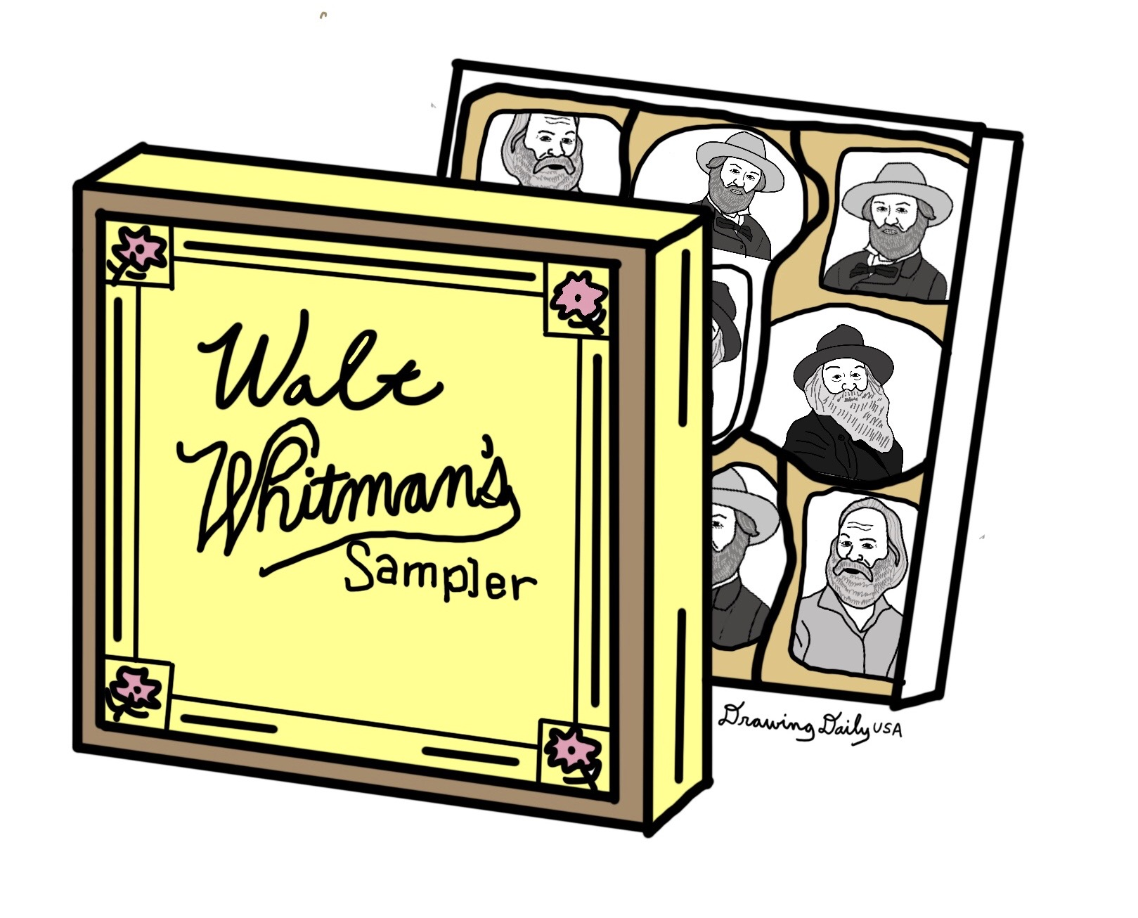 Walt Whitman Sampler