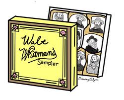 Walt Whitman Sampler