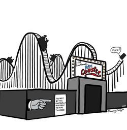 2020 Emotional Roller Coaster