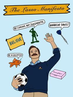 Ted Lasso Manifesto