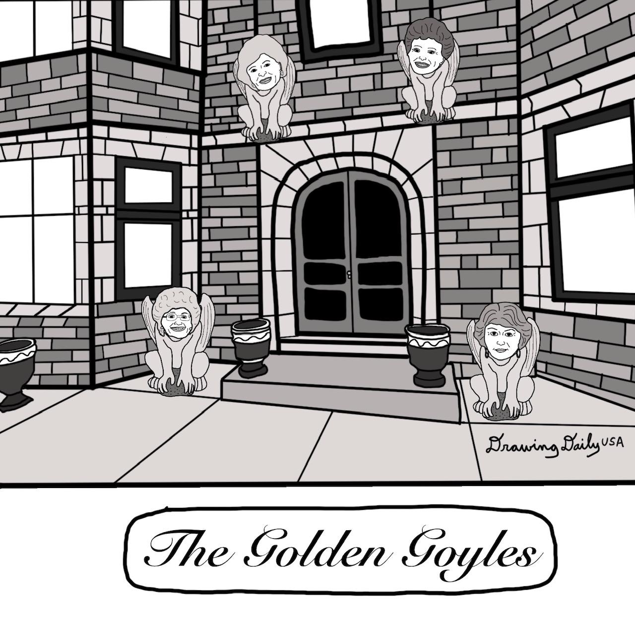 The Golden Goyles