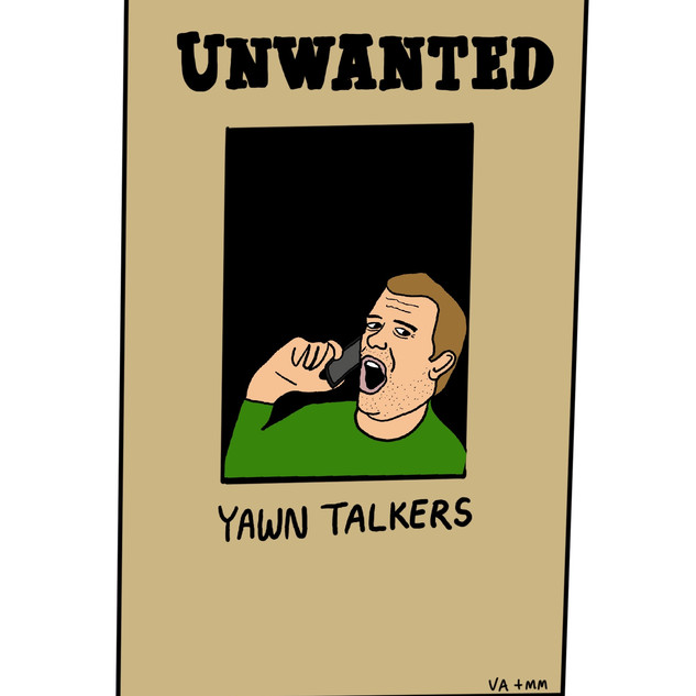 Yawn Talkers