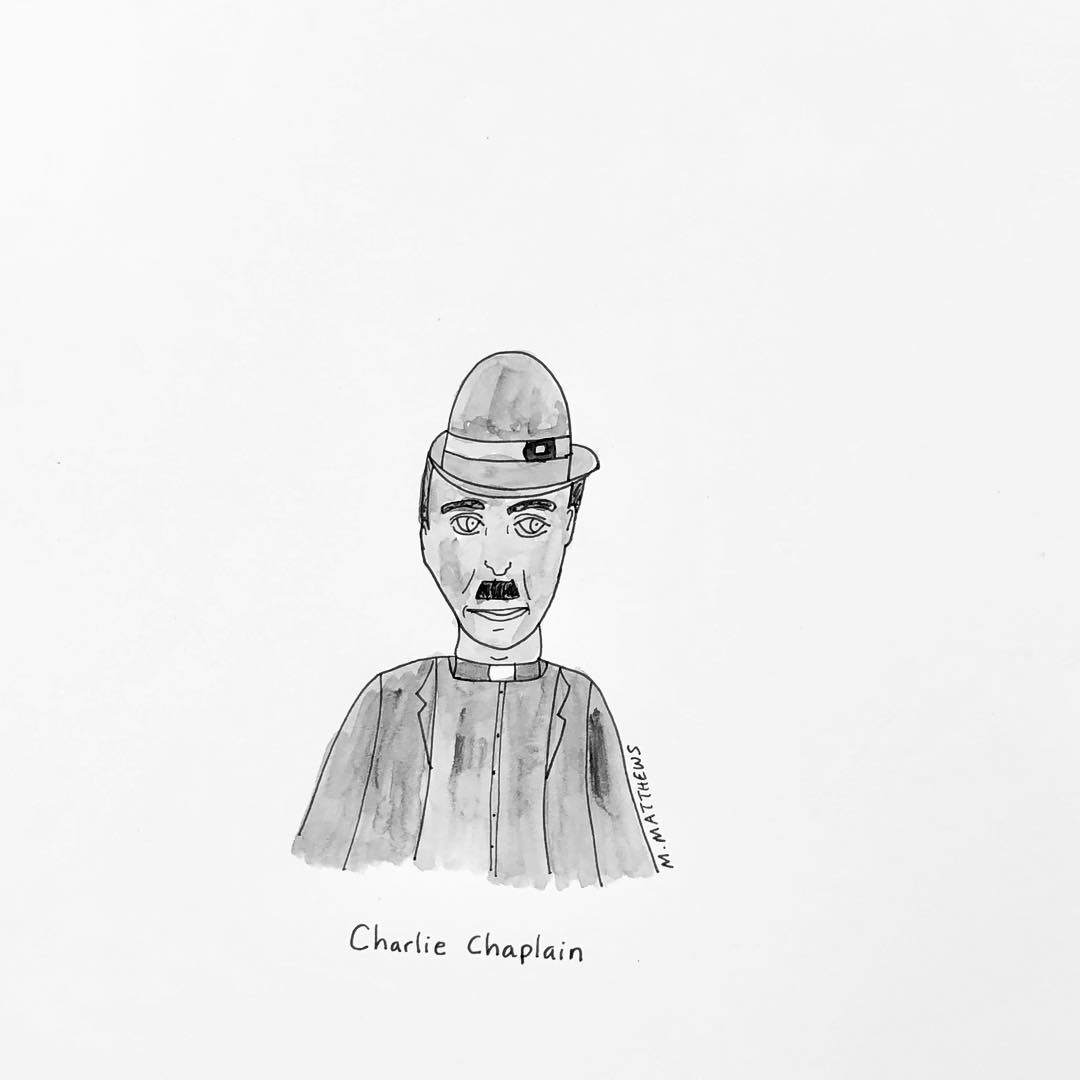 Charlie Chaplain