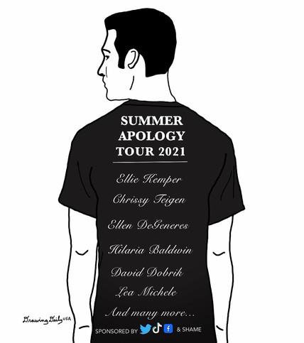 Summer Apology Tour 2021