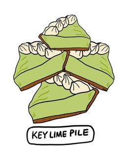 Key Lime Pile
