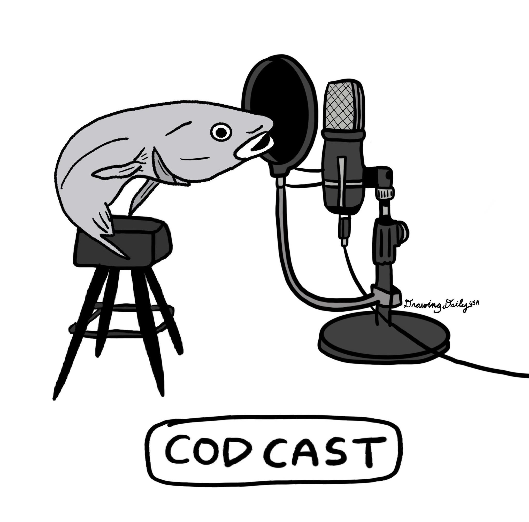 Cod Cast