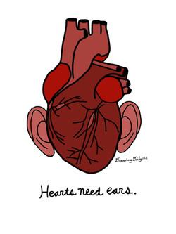 Hearts Need Ears