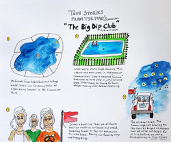 True Story: Big Dip Club