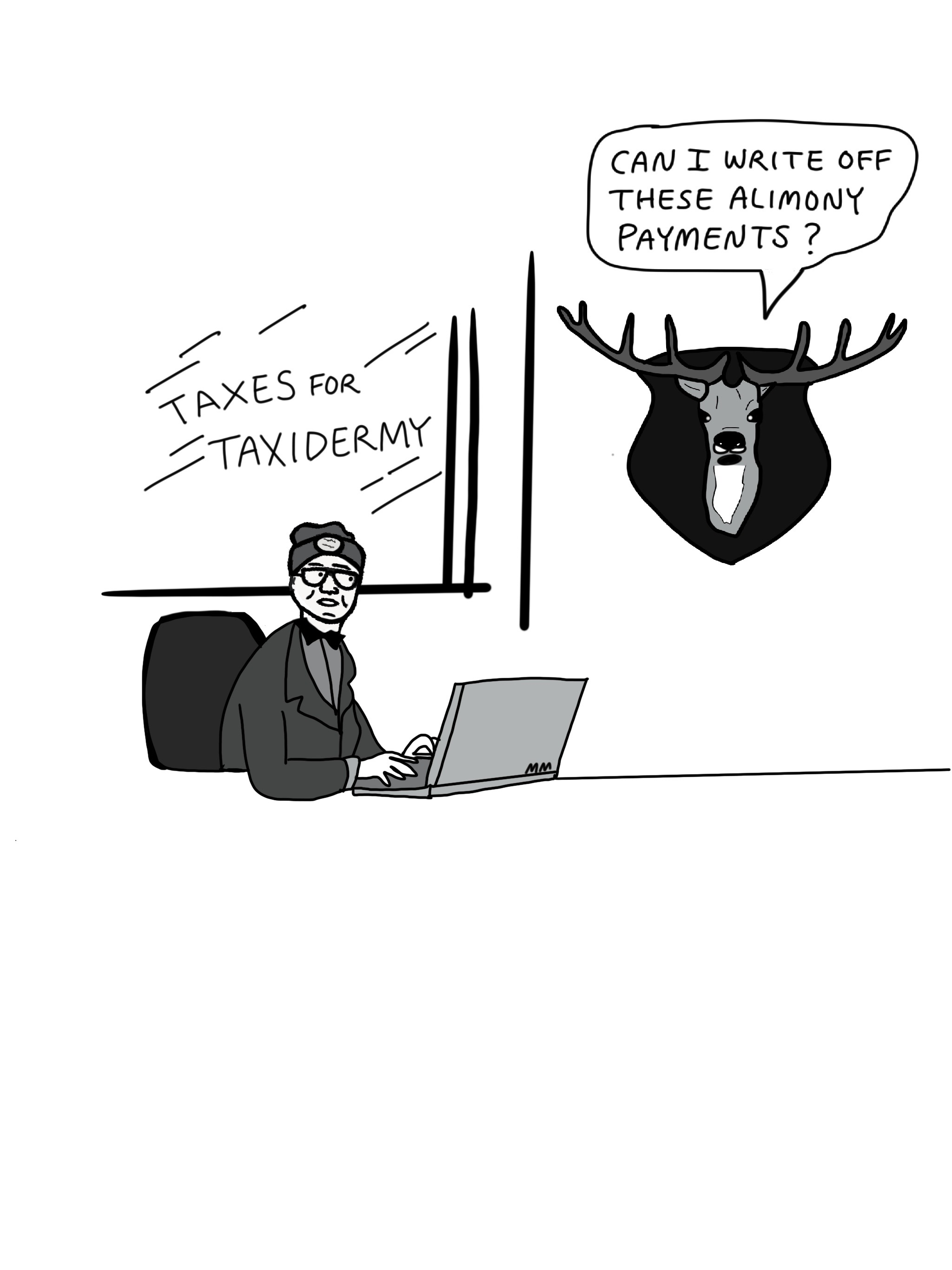Taxidermy Taxes