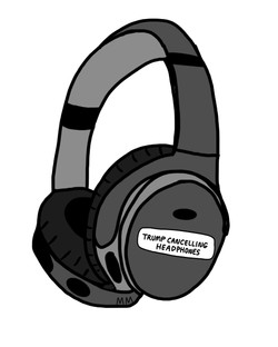 Trump Cancelling Headset
