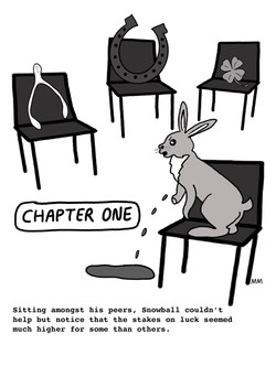 Chapter One: Lucky Rabbit's Foot