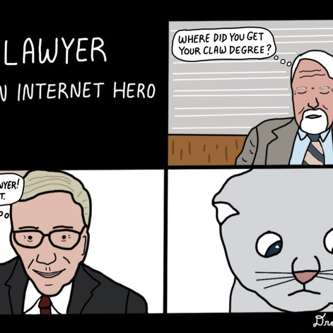 Cat Lawyer