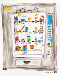 Vending Machine of Grief