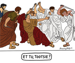 Et tu, Tootsie