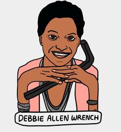 Debbie Allen Wrench