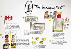 True Story: Tiny Treasures Night