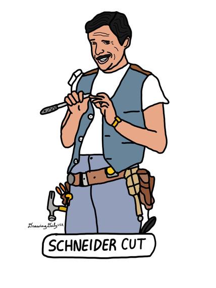 The Schneider Cut