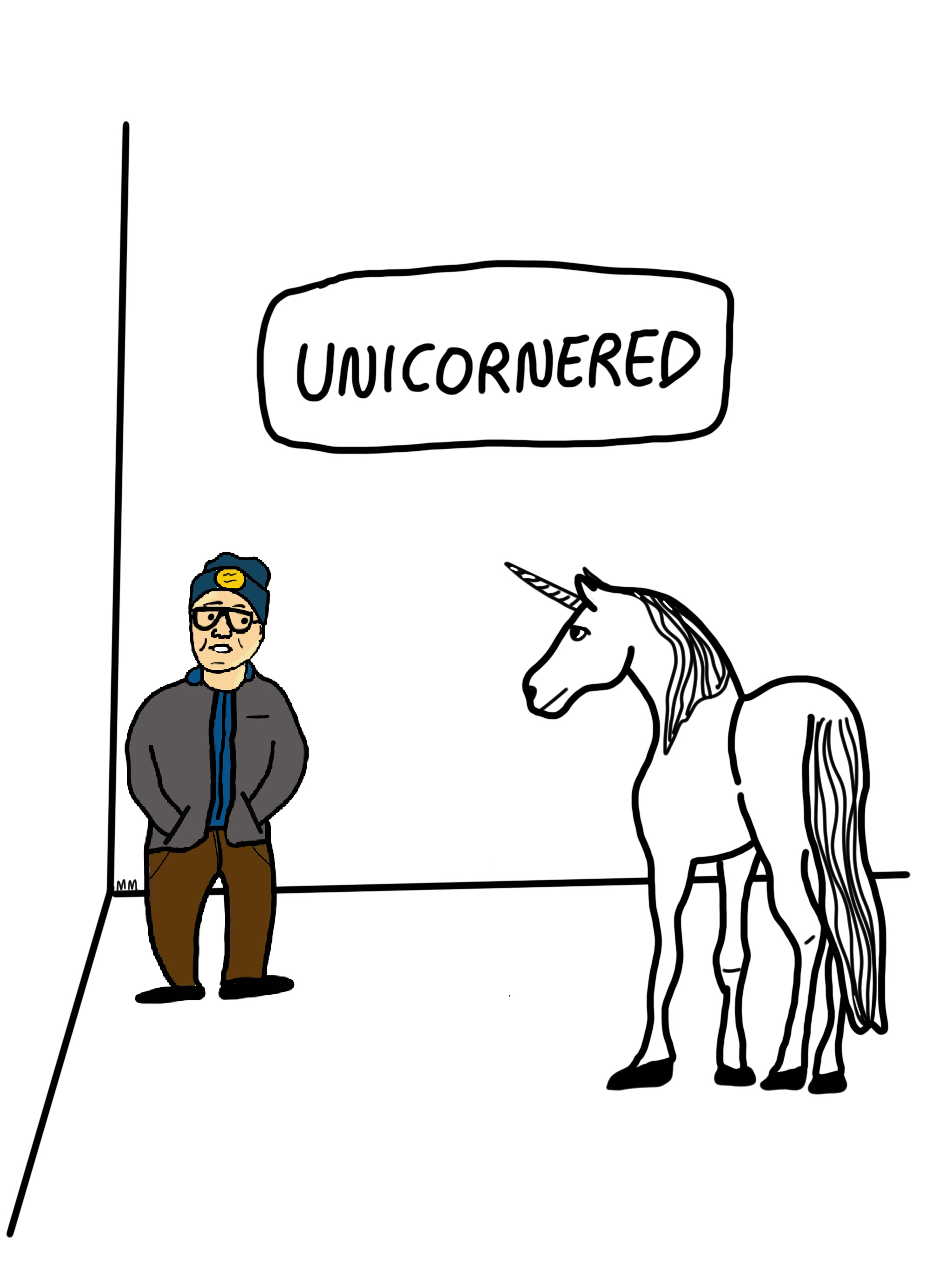 Unicornered