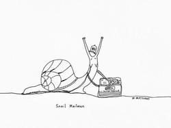 Snail Mailman