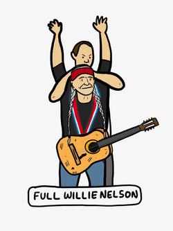 Full Willie Nelson