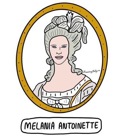 Melania Atoinette