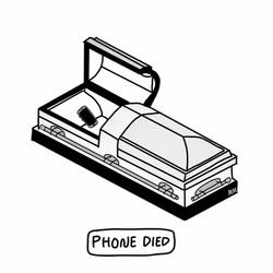 Phone Died