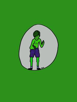 Somewhat Credible Hulk