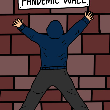 Hitting the Pandemic Wall