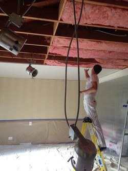 Drywall Repair Project